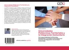 Portada del libro de Universidades Politécnicas Territoriales y la Integración Comunitaria
