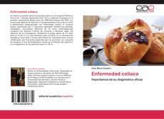 Buchcover von Enfermedad celiaca