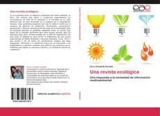 Capa do livro de Una revista ecológica
