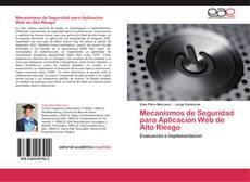Couverture de Mecanismos de Seguridad para Aplicación Web de Alto Riesgo