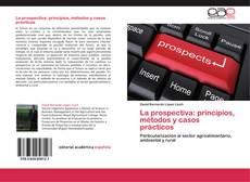 La prospectiva: principios, métodos y casos prácticos的封面