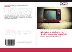 Обложка Minorías sociales en la ficción televisiva española