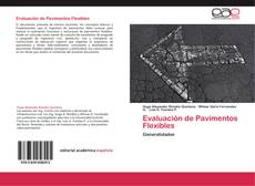 Buchcover von Evaluación de Pavimentos Flexibles