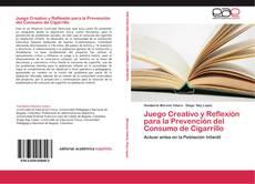 Borítókép a  Juego Creativo y Reflexión para la Prevención del Consumo de Cigarrillo - hoz