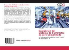 Capa do livro de Evaluación del Sistema de Suministro de Aire Comprimido