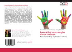 Portada del libro de Los estilos y estrategias de aprendizaje