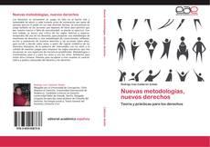 Capa do livro de Nuevas metodologías, nuevos derechos