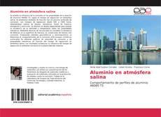 Portada del libro de Aluminio en atmósfera salina