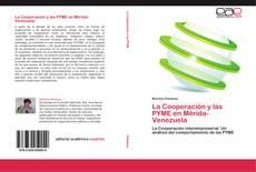 Buchcover von La Cooperación y las PYME en Mérida-Venezuela