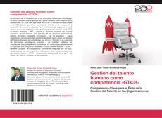 Capa do livro de Gestión del talento humano como competencia -GTCH-