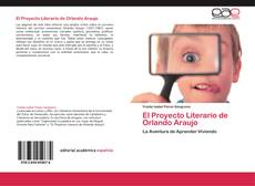 Bookcover of El Proyecto Literario de Orlando Araujo