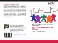 Borítókép a  Las Políticas Públicas en México - hoz