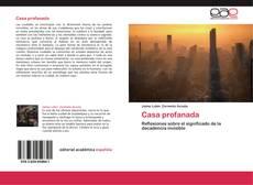Bookcover of Casa profanada