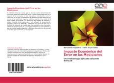 Portada del libro de Impacto Económico del Error en las Mediciones