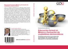 Educación formal en México y formación de ciudadanos democráticos