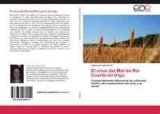 Bookcover of El virus del Mal de Río Cuarto en trigo