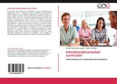Bookcover of Interdisciplinariedad curricular