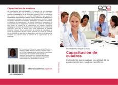 Bookcover of Capacitación de cuadros
