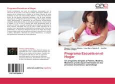 Bookcover of Programa Escuela en el Hogar