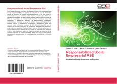 Responsabilidad Social Empresarial RSE的封面