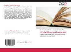 Buchcover von La planificación financiera