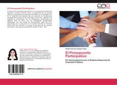 Buchcover von El Presupuesto Participativo