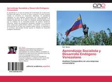 Capa do livro de Aprendizaje Socialista y Desarrollo Endógeno Venezolano