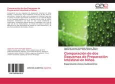 Portada del libro de Comparación de dos Esquemas de Preparación Intestinal en Niños