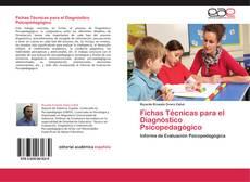 Bookcover of Fichas Técnicas para el Diagnóstico Psicopedagógico
