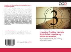 Bookcover of Lourdes Portillo: Luchas feministas barriales y transnacionales