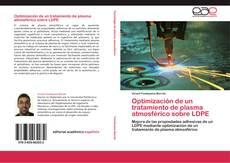 Обложка Optimización de un tratamiento de plasma atmosférico sobre LDPE