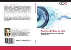 Bookcover of Análise e Síntese de Fala