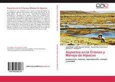 Bookcover of Aspectos en la Crianza y Manejo de Alpacas