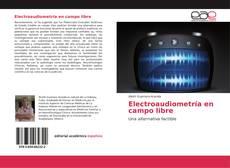 Bookcover of Electroaudiometría en campo libre