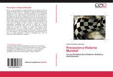 Couverture de Precesión e Historia Mundial