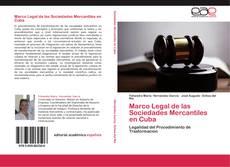 Copertina di Marco Legal de las Sociedades Mercantiles en Cuba