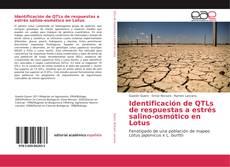 Capa do livro de Identificación de QTLs de respuestas a estrés salino-osmótico en Lotus