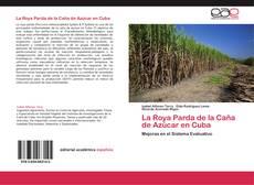 La Roya Parda de la Caña de Azúcar en Cuba