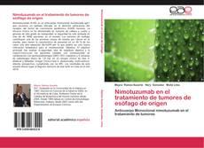 Bookcover of Nimotuzumab en el tratamiento de tumores de esófago de origen