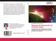 Portada del libro de Sistema de información en el sector salud