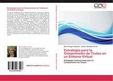 Обложка Estrategia para la Comprensión de Textos en un Entorno Virtual