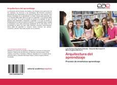 Buchcover von Arquitectura del aprendizaje