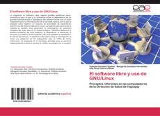 Portada del libro de El software libre y uso de GNU/Linux