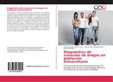 Capa do livro de Diagnóstico de consumo de drogas en población Universitaria