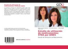 Capa do livro de Estudio de utilización de medicamentos: STDA por AINES