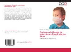 Bookcover of Factores de Riesgo de Infecciones Respiratorias Altas