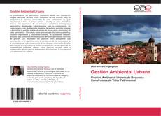 Bookcover of Gestión Ambiental Urbana