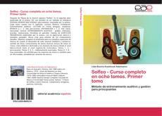 Bookcover of Solfeo - Curso completo en ocho tomos. Primer tomo