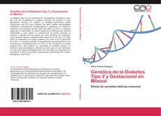 Couverture de Genética de la Diabetes Tipo 2 y Gestacional en México