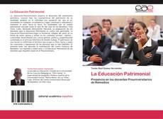 Buchcover von La Educación Patrimonial